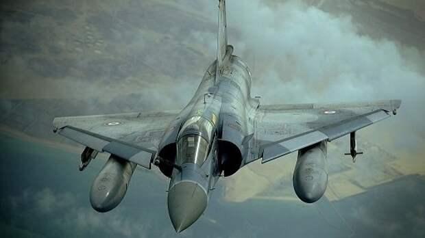 Секретная разведоперация НАТО над Черным морем попала в поле зрения пилотов Су-30 ВКС РФ
