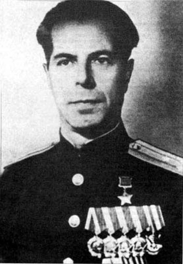 Дмитрий Николаевич Медведев, командир партизанского отряда