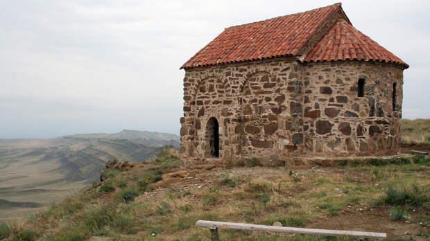 """Монастырь преткновения: Грузию заподозрили в """"продаже"""" спорных территорий Азербайджану"""
