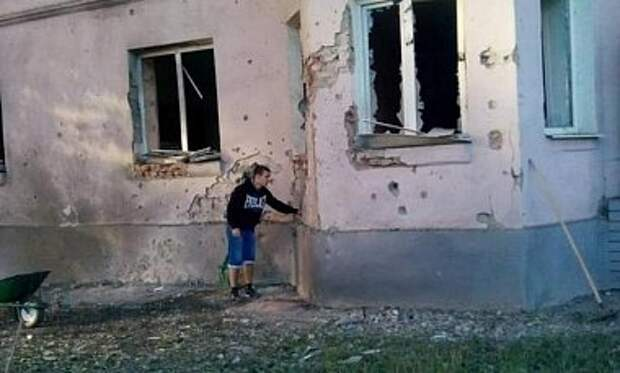 По всему Донецку слышны залпы тяжелых орудий - мэрия