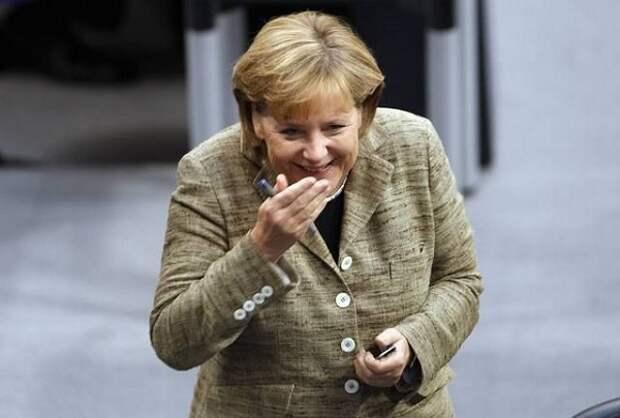 Бесчестная Меркель «подложила свинью» Вашингтону в украинском вопросе