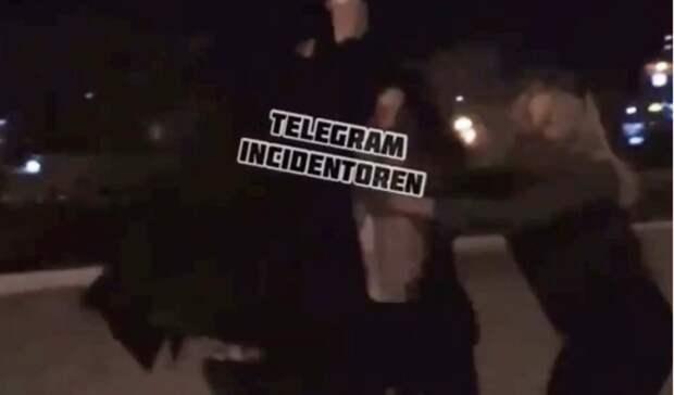 Полиция Оренбурга выясняет, кто вырвал дорожные знаки в«Национальной деревне»