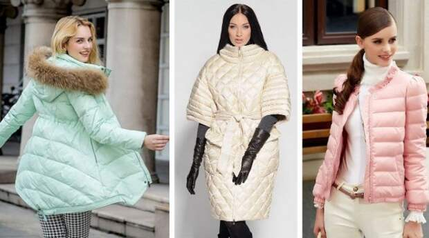 Модные куртки осень-зима 2019-2020