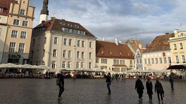 Численность населения Эстонии идет на убыль с момента отделения от СССР