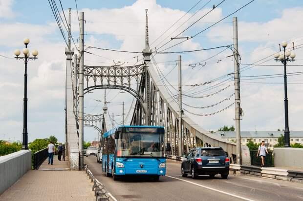 Число ДТП с участием маршруток в Твери снизилось на 30%