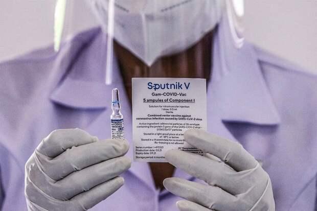Bild: переговоры о поставках «Спутника V» в Германию зашли в тупик