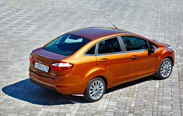 Ford Fiesta: проверка на ремонтопригодность