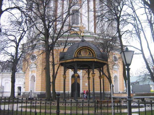 Киев. 2010 год. Виды с Лаврской колокольни