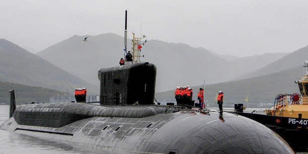 Советские подлодки будут выведены из состава ВМФ России к 2030 году