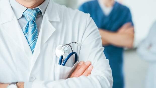Пестов поблагодарил медиков округа за самоотверженный труд в борьбе с Covid‑19