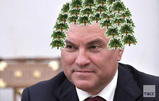 Александр Росляков. Володин против пальмового масла и аграрной политики Путина? А не врет?