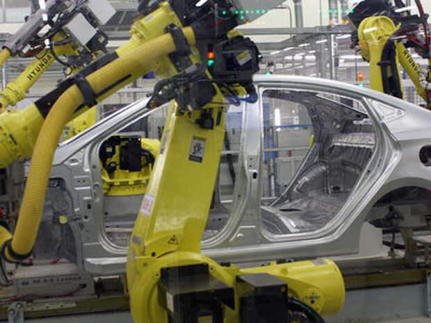 Hyundai Motor в декабре остановит конвейер для запуска нового Соляриса