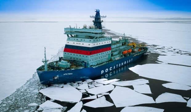 Дандыкин объяснил, чем обернется для ВМС США арктическая «прогулка» против России