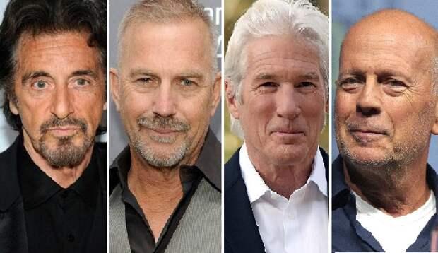 Как сегодня живут и выглядят голливудские сердцееды, которые покоряют женщин и в зрелом возрасте