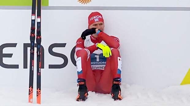 Большунов: «Победителем в марафоне должен был быть либо Клэбо, либо я, но никак не Иверсен»