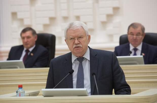 ЦИК России предложила Вениамина Соломенникова на пост председателя избиркома Удмуртии