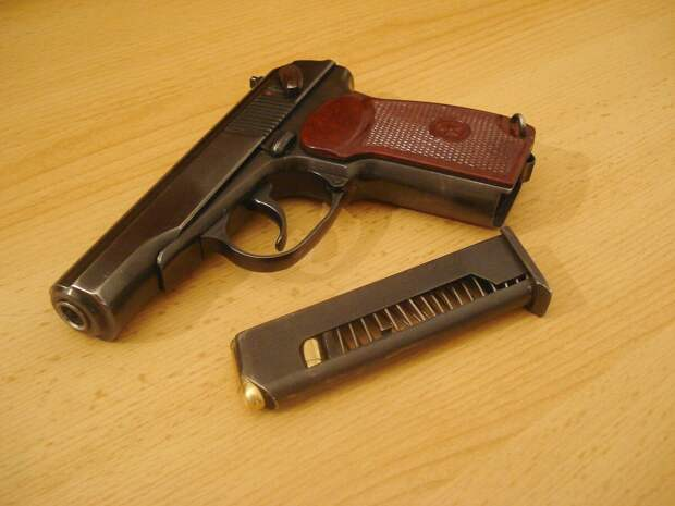 Топ 5 советских пистолетов которые нравятся даже людям далёким от оружия
