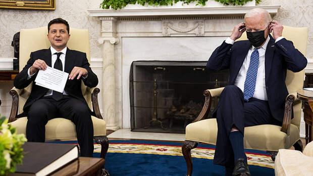 The National Interest: Украина – худший союзник США, которого только можно представить