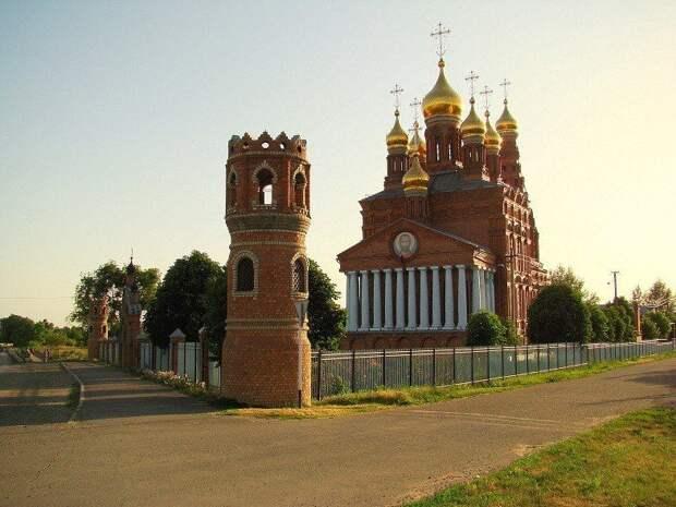Красота православных храмов