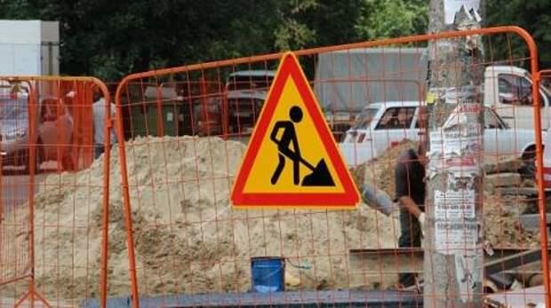 В центре Тамбова ограничат движение транспорта 8 и 9 мая