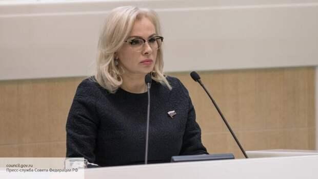 Ковитиди рассказала, как Россия решила проблему водоснабжения Крыма