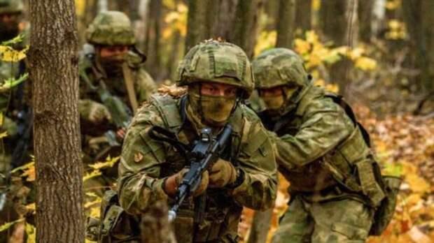 Спецназ отмечает свой профессиональный праздник (1 фото)