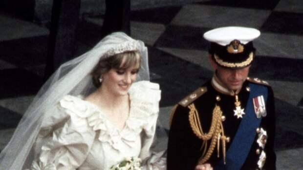Стали известны детали разговора принца Чарльза с Дианой перед свадьбой