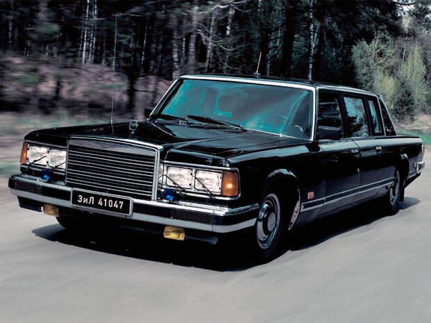 ЗИЛ-4104 — история последнего советского лимузина