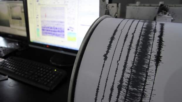 Сейсмологи зарегистрировали сильное землетрясение у берегов Фиджи