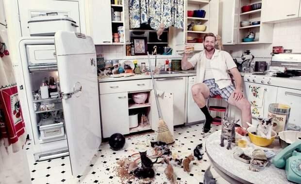13 анекдотов про уборку