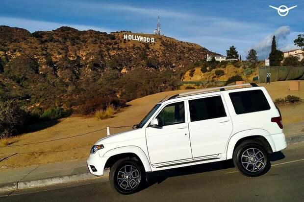 Догнать и перегнать: УАЗ Патриот переименовали в Bremach Taos и отправили в США