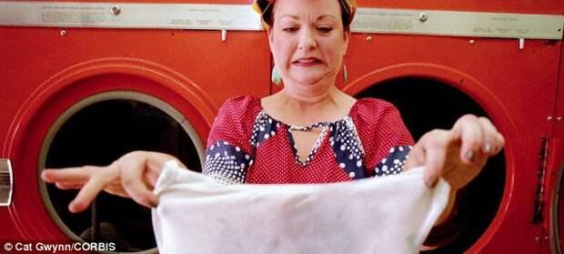 Грязный эксперимент: писательница не стирала одежду целый месяц, чтобы дольше сохранить ее новыйвид