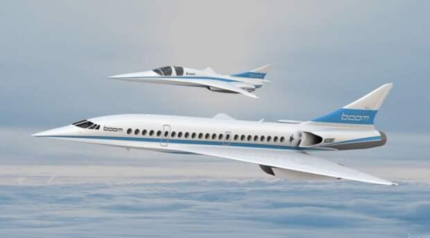 Россия и ОАЭ договорились о создании сверхзвукового пассажирского самолёта