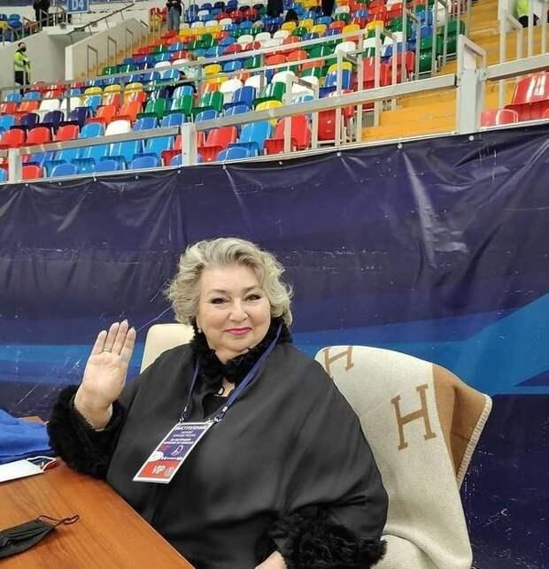 Последствия давней операции: Татьяна Тарасова рассказала о болезни