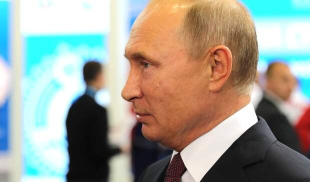 """Путин оценил итоги работы платформы """"Россия - страна возможностей"""""""