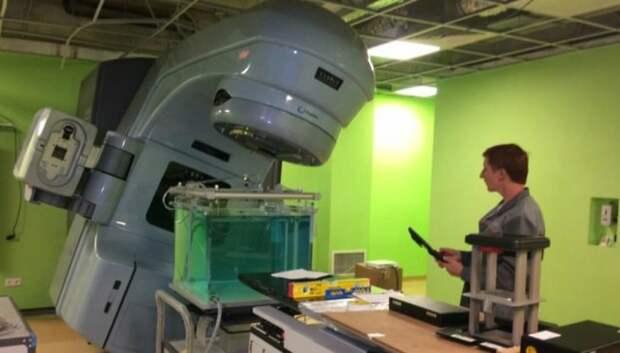 Около 3,8 тыс пациентов обследовали в онкорадиологическом центре Подольска с 2018 г