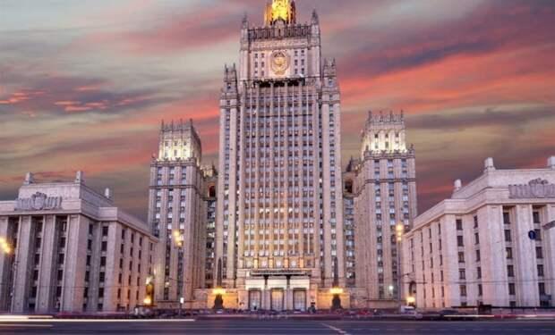 Москва ввела ответные санкции против европейских политиков