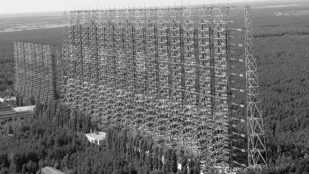 РЛС «Дуга» в Чернобыле: на что была способна советская суперантенна