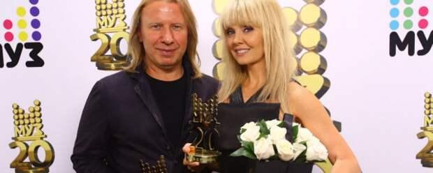 Виктор Дробыш: Я считаю Валерию главной звездой в своей карьере