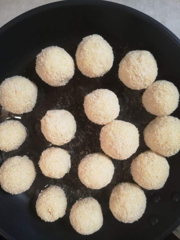 Рисовые шарики