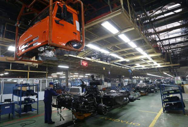 КАМАЗ объявил о наращивании производства