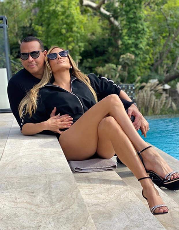 Дженнифер Лопес и Алекс Родригес расторгли помолвку: официальное заявление пары