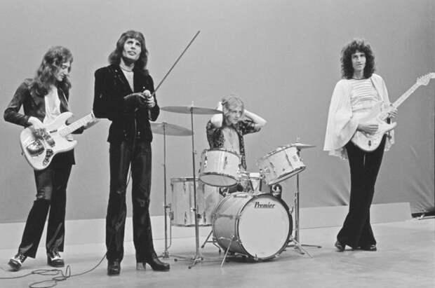 Группа «Queen», 1970 год