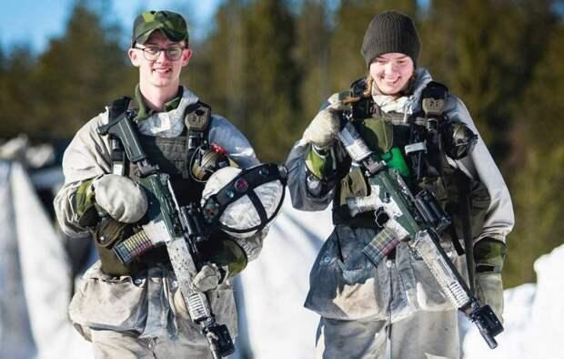 The Wall Street Journal: Швеция готовится к «тотальной обороне» от РФ