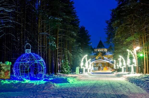 Австрийского журналиста впечатлила поездка к Деду Морозу в Великий Устюг