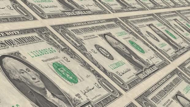 Минфин США указал на сокращение вложений России в американский госдолг