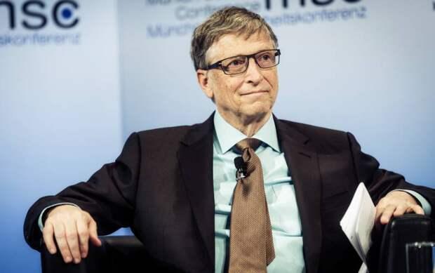 Почему Билла Гейтса назвали создателем коронавируса