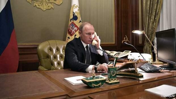 Путин объявил информационную войну популяризаторам «лёгких наркотиков»