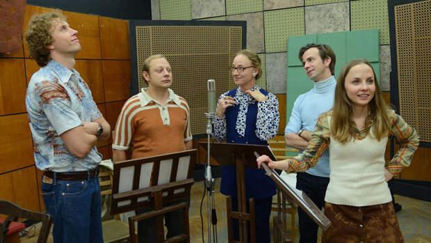 Завершились съёмки «Портрета незнакомца» с Кириллом Пироговым и Галиной Тюниной