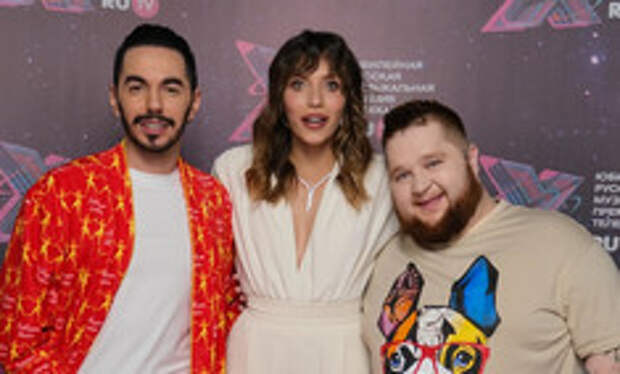 Тодоренко и Родригез представили номинантов престижной музыкальной премии телеканала RU.TV